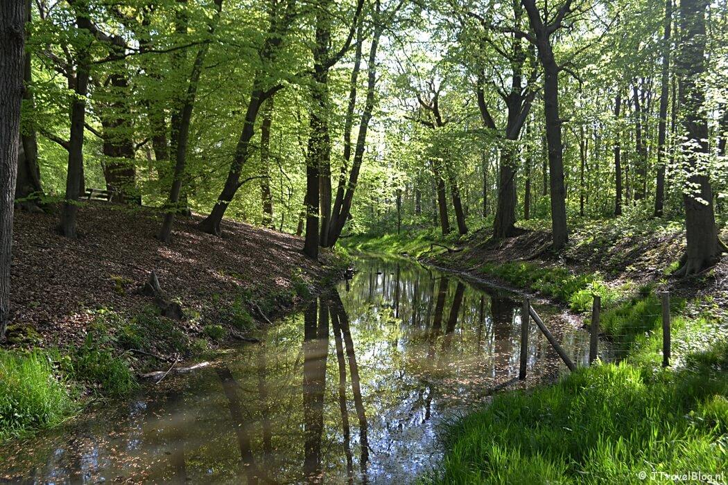 Buitenplaats Leyduin tijdens de Groene Wissel Vogelenzang