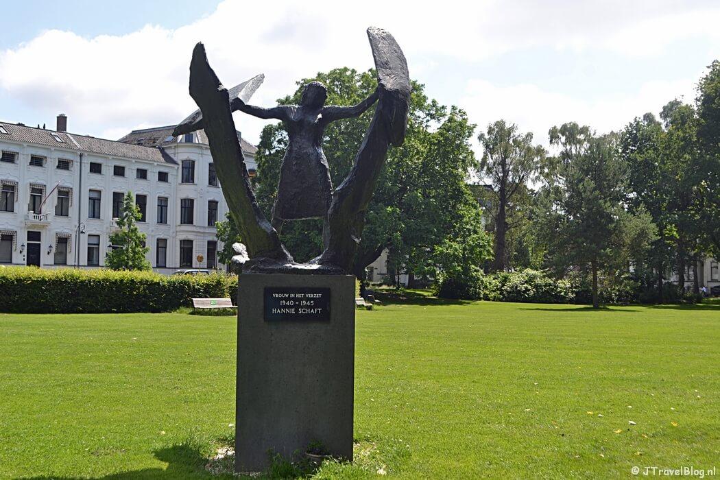 De Vrijheidswandeling in Haarlem