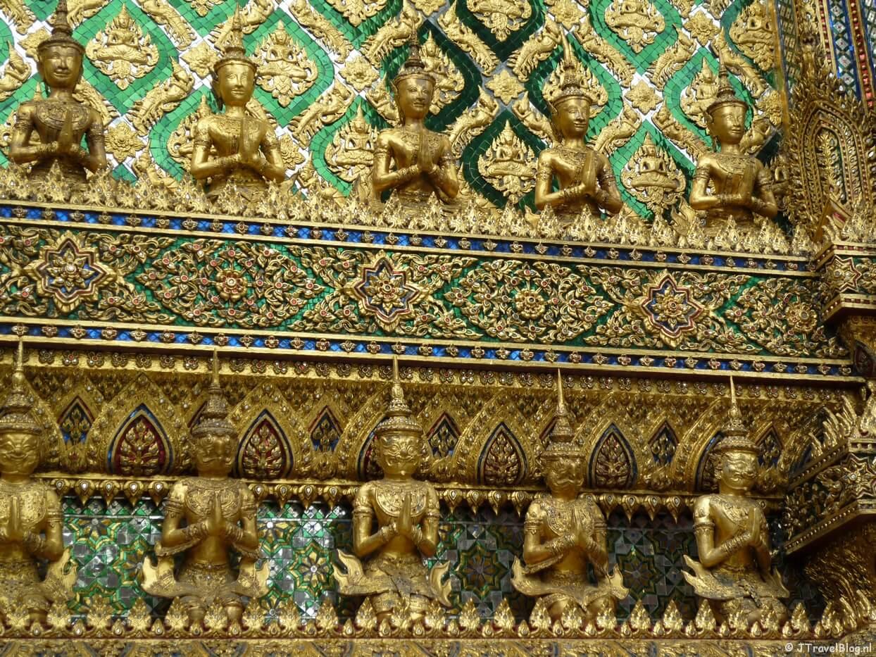 De Wat Phra Keao in Bangkok