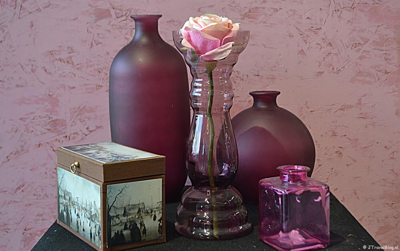 Vintage spullen bij Kringloopwinkel RataPlan in Hoofddorp