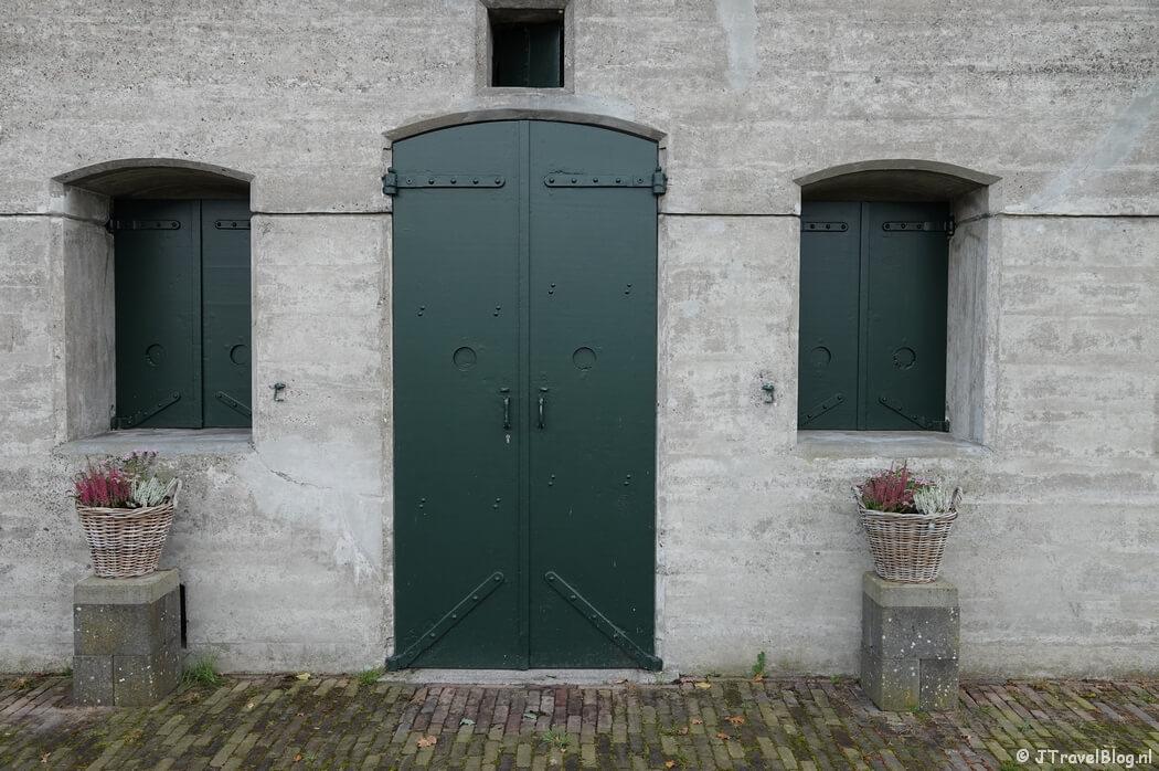 Fort aan de Drecht tijdens mijn wandeling van het Fortenpad van Wandelnetwerk Amstelland/Noord-Holland