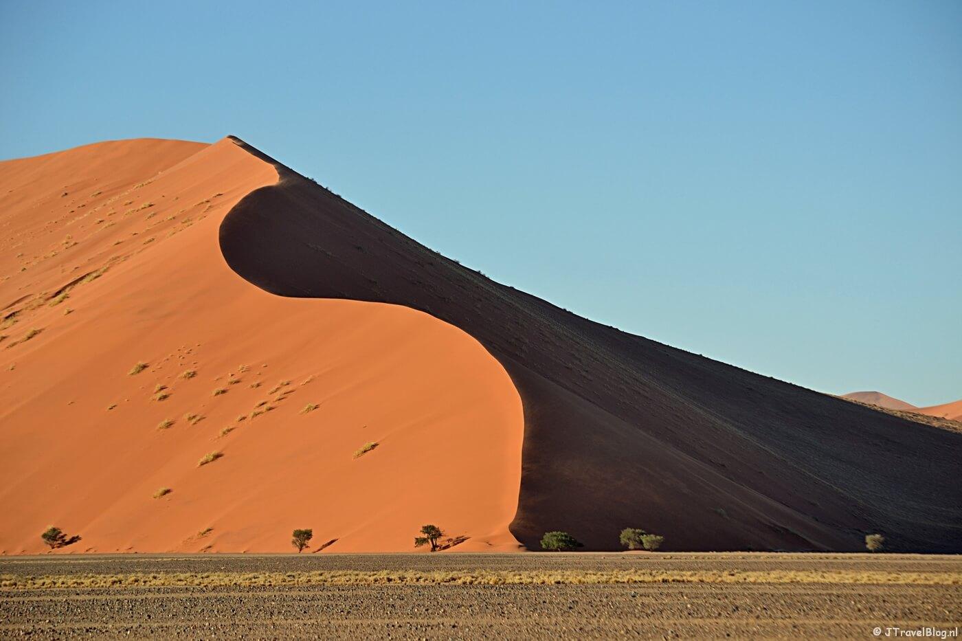 Bijzonder natuurfenomeen in Namibië: Sossusvlei