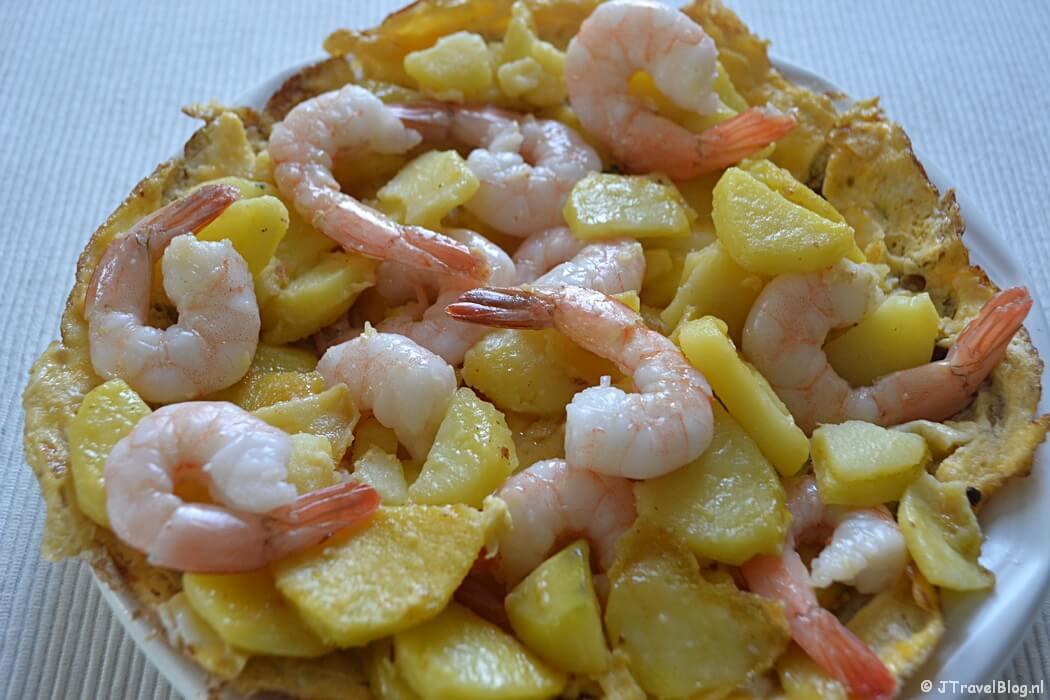 Recept : Deense aardappelkoek