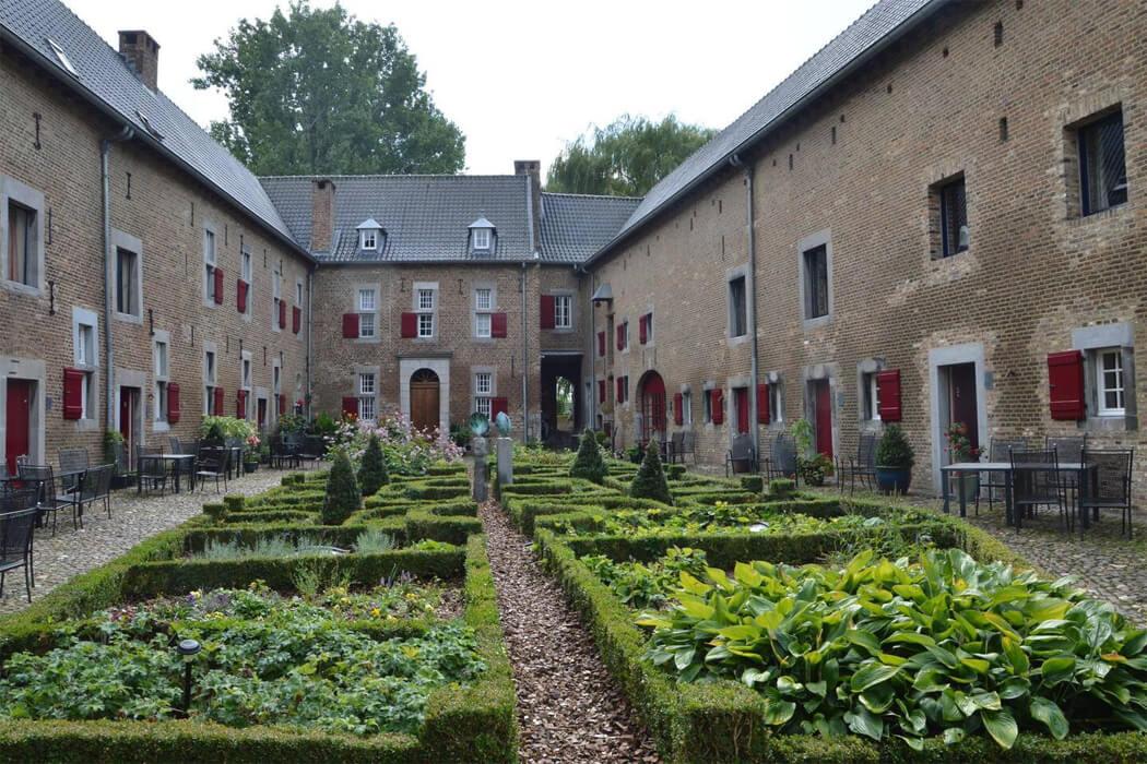 Watermolen in Mesch/Limburg via Natuurhuisje.nl