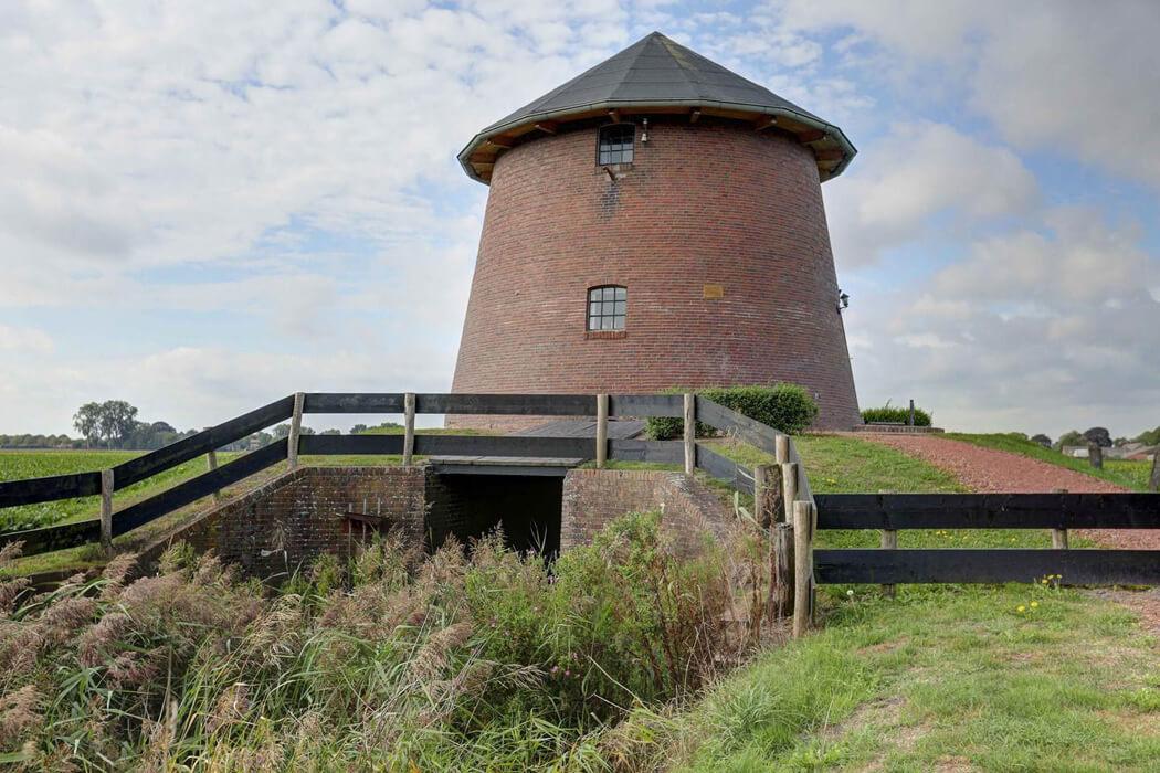 Watertoren in Tripscompagnie/Groningen via Natuurhuisje.nl