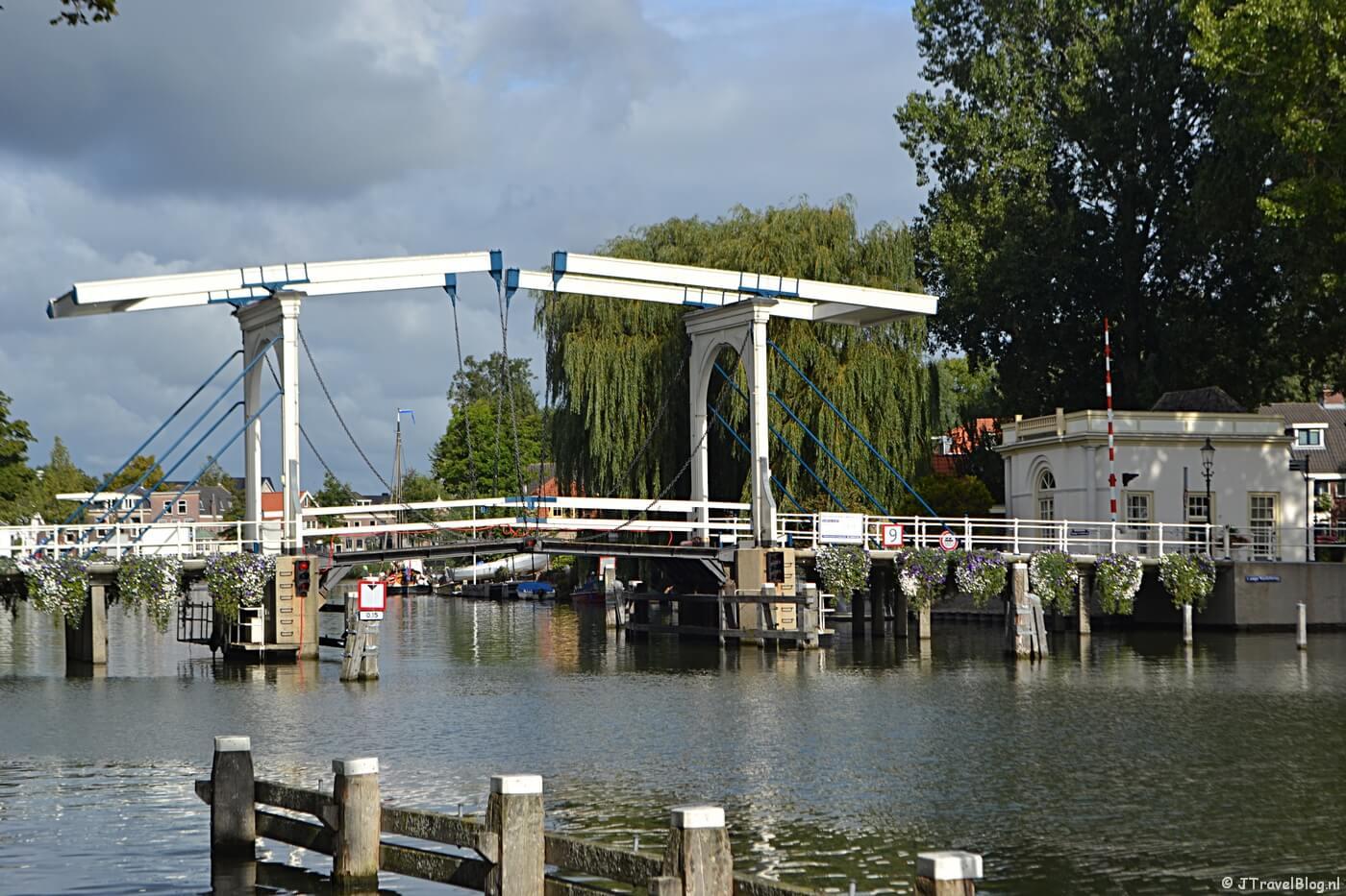 De Vechtbrug in Weesp